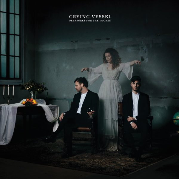 Post-punk band Crying Vessel release new video 'The Third Covenant'