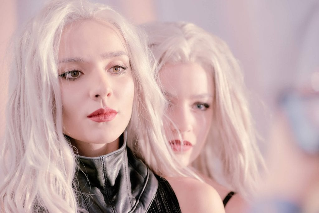 Brand new dark electro pop project Twins In Fear launches debut: 'Unification'