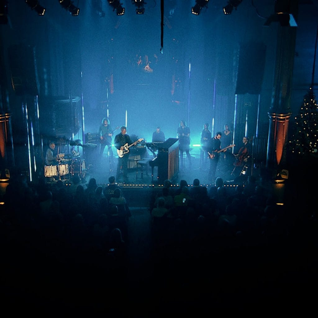 Magne Furuholmen (a-ha) launches live concert recording of 'White Xmas Lies' on Saturday 26th December